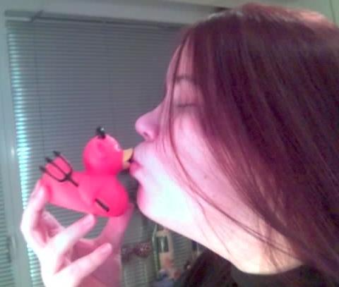 Kissing the Devil(duckie)